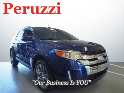 2013 Ford Edge SEL (Deep Impact Blue Metallic)