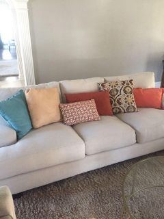 Fall couch pillows
