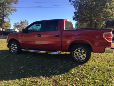 2011 Ford XLT