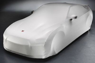 Find Nissan GTR GT-R Satin Stretch Car Cover- 2009-2015 - Gray motorcycle in Ridgeway, Virginia, United States, for US $323.00
