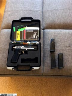 For Sale/Trade: SIG P227 Equinox