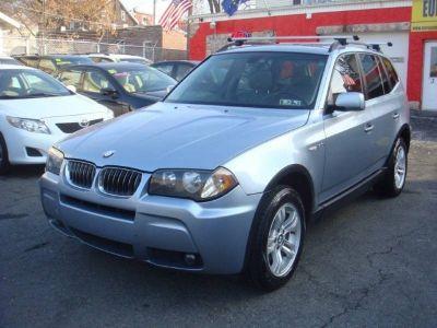 2006 BMW X3 3.0i AWD 4dr SUV
