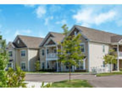 Canal Crossing Apartments - One BR, One BA 840 sq. ft.