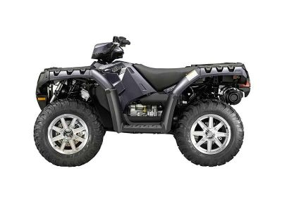 2014 Polaris Sportsman 550 EPS Utility ATVs Broken Arrow, OK