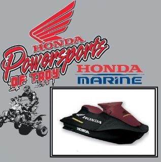 Purchase NEW GENUINE HONDA WATERCRAFT COVER CANDY RED/BLACK F15 / F15X motorcycle in Troy, Ohio, United States, for US $180.00