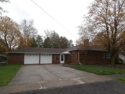 4 Bed 1.5 Bath Foreclosure Property in Batavia, NY 14020 - Vine St