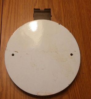 Purchase 1980 1981 1982 CORVETTE GAS DOOR WITH HINGE NO EMBLEM C3 14042300 14016043 motorcycle in Sioux Center, Iowa, United States, for US $49.99