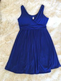 Old Navy Maternity Cross Front Dress