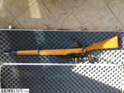 For Sale: British Enfield