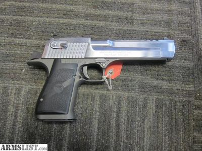 For Sale: Magnum Research .50 Desert Eagle Hard Chrome Plated