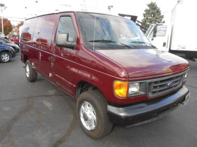 Used 2003 Ford Econoline Cargo Van E-250, 198,527 miles