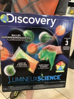 Brand new discovery kids slime kit