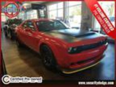 $125000.00 2018 DODGE Challenger with 44 miles!