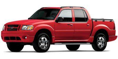 2005 Ford Explorer Sport Trac XLS (Silver)