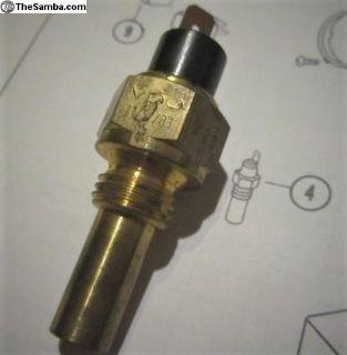 Temperature Switch VDO Rabbit/Scirocco 1975-76:NOS