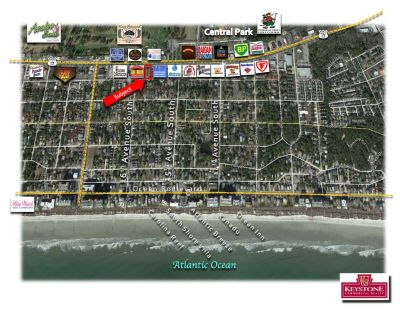Scoggins Tract-.40 Acres-For Lease-Myrtle Beach, SC-Keystone Commercial Realty