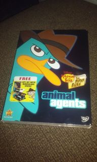 Nip phineas and ferb dvd