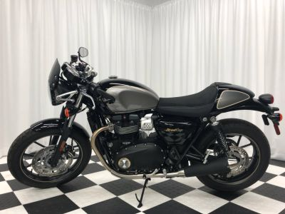 2017 Triumph Street Cup Cruiser Motorcycles Greenville, SC