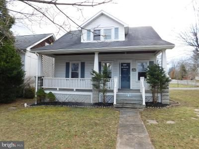 4 Bed 1 Bath Foreclosure Property in Cumberland, MD 21502 - Holly Ave