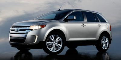 2014 Ford Edge Limited (White Platinum Metallic Tri-Coat)