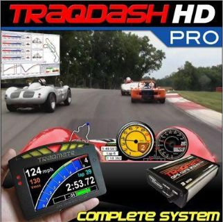 Sell TRAQMATE TRACKDASH HD PRO COMPLETE WITH Go Pro CAMERA CONTROL DATA ACQUISITION motorcycle in Bloomington, Illinois, US, for US $1,799.00