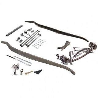 Buy 1932 Ford Frame Kit ~ Four Link Super Deluxe Drilled fits Dearborn Brookville motorcycle in Portland, Oregon, United States, for US $4,299.00