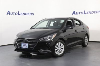 2018 Hyundai Accent (Absolute Black)