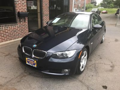 2007 BMW 3-Series 328i (Monaco Blue Metallic)