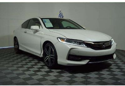 Used 2016 Honda Accord 2dr V6 Auto