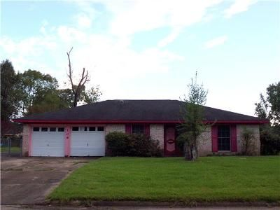 4 Bed 2 Bath Foreclosure Property in Beaumont, TX 77707 - Briggs St