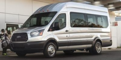 2018 Ford Transit Passenger Wagon XLT (Blue Jeans Metallic)
