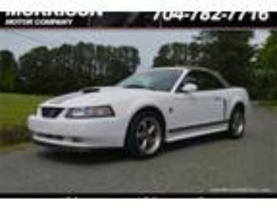 Used 2004 Ford Mustang GT Convertible