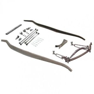 Purchase 1932 Ford Frame Kit ~ Hairpin Basic Non-Drilled fits Dearborn Brookville motorcycle in Portland, Oregon, United States, for US $2,299.00