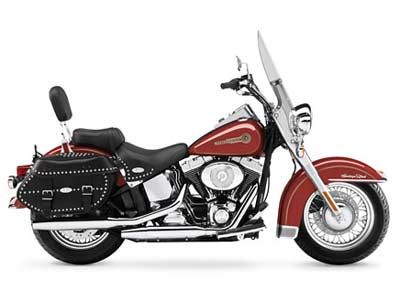2005 Harley-Davidson FLSTCI Heritage Softail Classic Firefighter Special Edition Cruiser Motorcycles Palmerton, PA