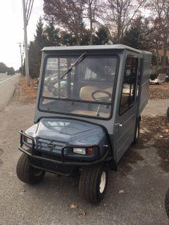 2011 E-Z-Go ST Express Gasoline Golf Golf Carts Exeter, RI
