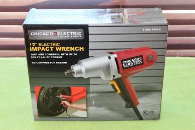 """NEW in box- 1/2"""" Impact Wrench"""