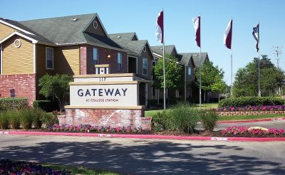$435, Gateway Apartments College Station