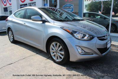 2016 Hyundai Elantra 4dr Sdn Auto SE (Alabama Plant (Shale Gray Metallic)