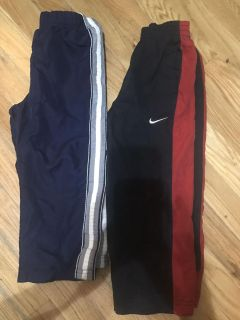 Toddler boy athletic pants size 3t like new