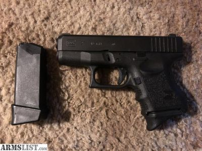 For Sale: Glock 27 with Night Sights