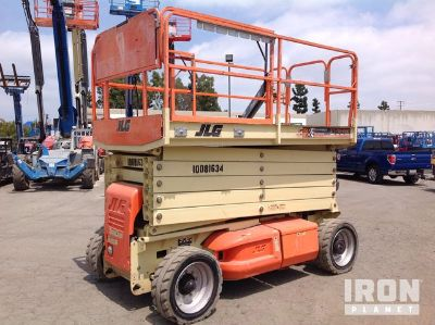 2011 JLG 4069LE Electric Scissor Lift