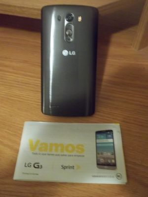 NEW LG G3 Cell phone