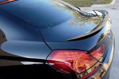 Find D2S BF06-L1-CF - 12-13 BMW 6-Series Custom Style Rear Lip Spoiler Carbon Fiber motorcycle in Fort Lauderdale, Florida, US, for US $914.00