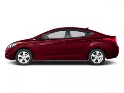 2013 Hyundai Elantra GLS (Sparkling Ruby)