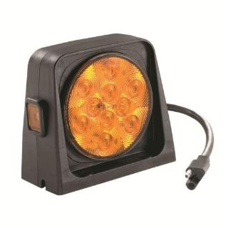 Purchase Wesbar 54209-012 Trailer Light Kit - Single - LED - w/Amber on Amber motorcycle in Naples, Florida, US, for US $66.27