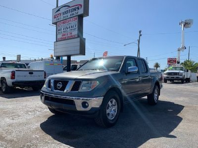 2006 Nissan Frontier SE (Gray)
