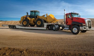 Heavy equipment financing for all credit types