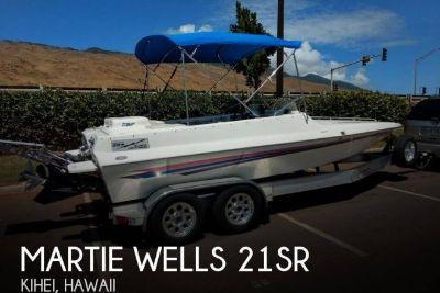 1996 Wells 21SR