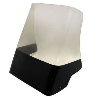 Find Custom Mold and Tint Inc. 18 1/4 Inch Tracker Grizzly Clear Boat Windshield motorcycle in Hales Corners, Wisconsin, United States, for US $89.95