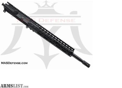 "For Sale: MAS Defense 16"" 5.56 / .223 BARRELED UPPER - GTLKM 12"" KEYMOD 5.56, .223 WYLDE, AR15 AR 15 AR-15"